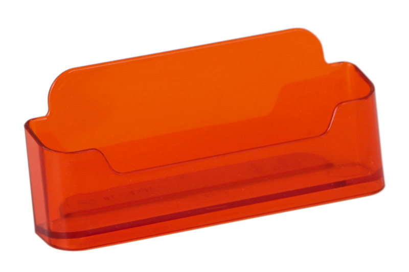 20500160 Visitenkartenhalter NedNeon orange